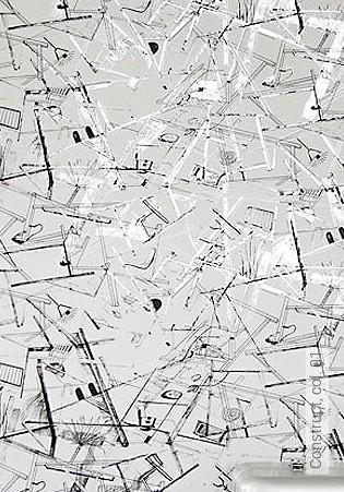 Bild Tapete - Construct, col. 01