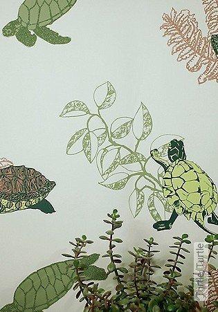 Bild Tapete - Turtle, Turtle