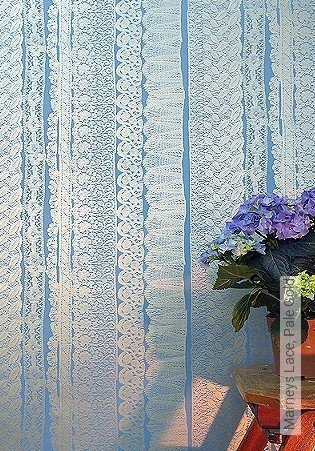 Bild Tapete - Marneys Lace, Pale Gold