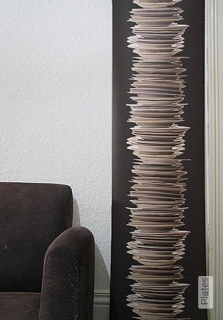 Bild Tapete - Plates