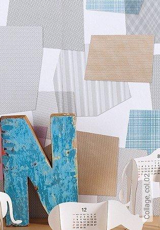 Bild Tapete - Collage, col.02