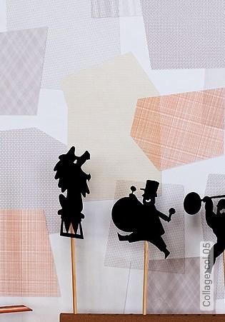 Bild Tapete - Collage, col.05