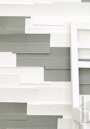 Bild Tapete - Diagonal Room