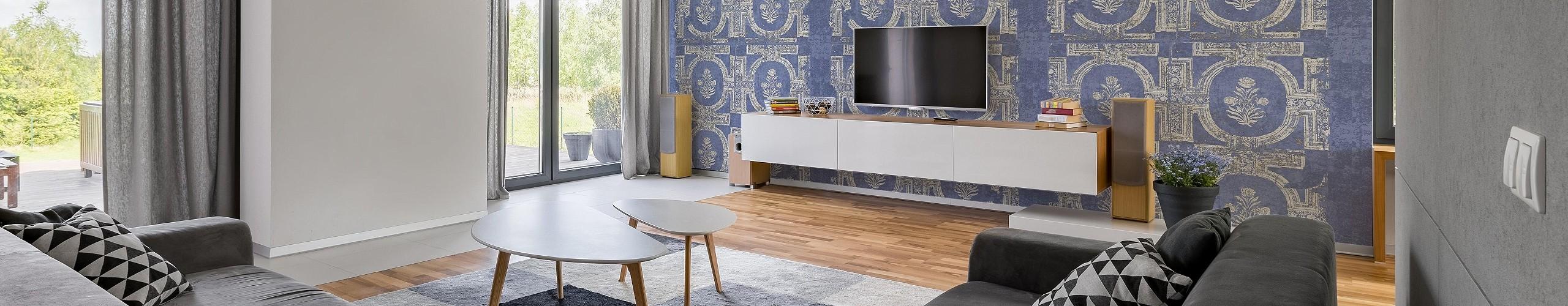 stein grau blau tapeten lust auf was neues. Black Bedroom Furniture Sets. Home Design Ideas