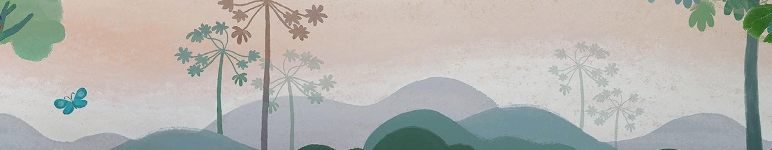 Neue tapeten landschaft tapeten lust auf was neues for Neue tapeten