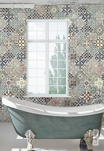 Preis:438,50 EUR - Kollektion(en): - Badezimmer - NEUE Tapeten