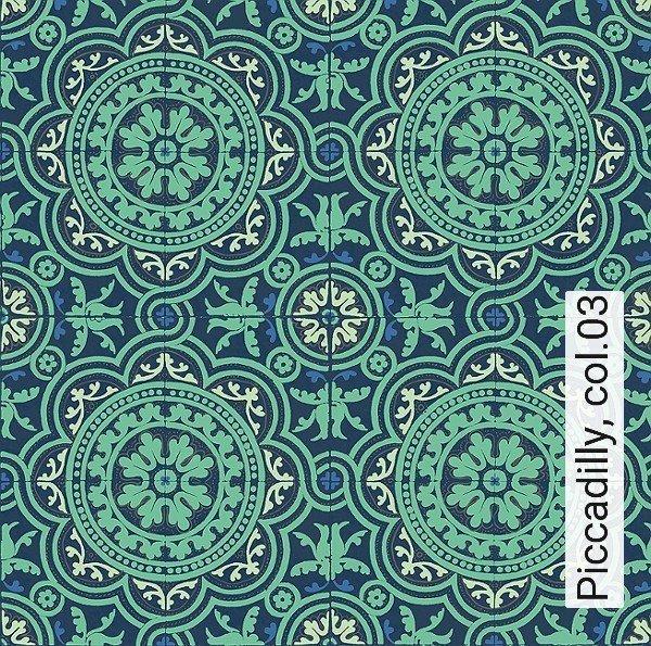 Tapete Piccadilly, col.03   Die TapetenAgentur