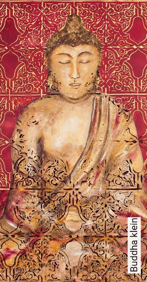 Tapete Buddha klein  Britta Reinhardt  Die TapetenAgentur