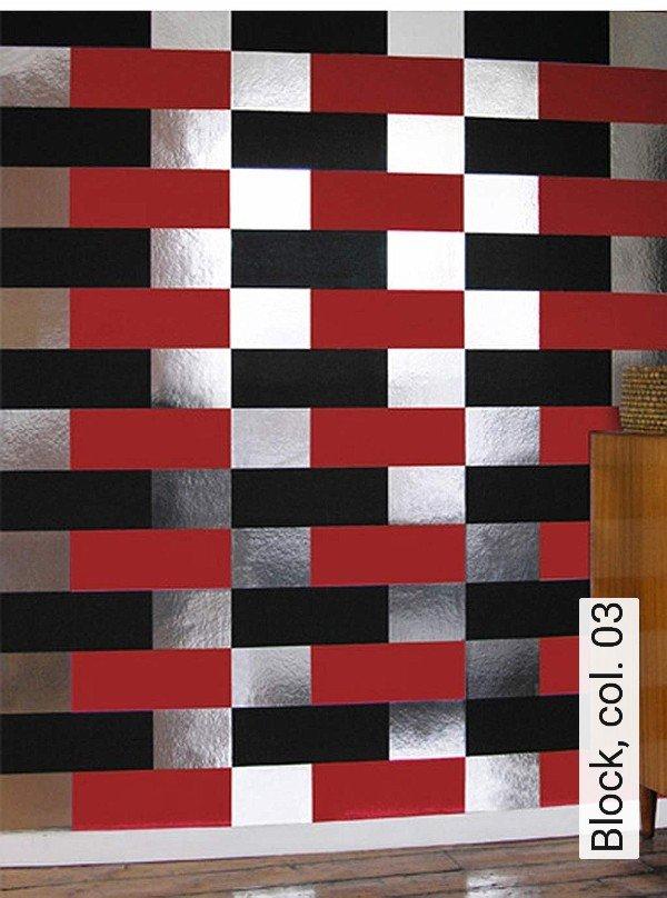 tapete block col 03 die tapetenagentur. Black Bedroom Furniture Sets. Home Design Ideas
