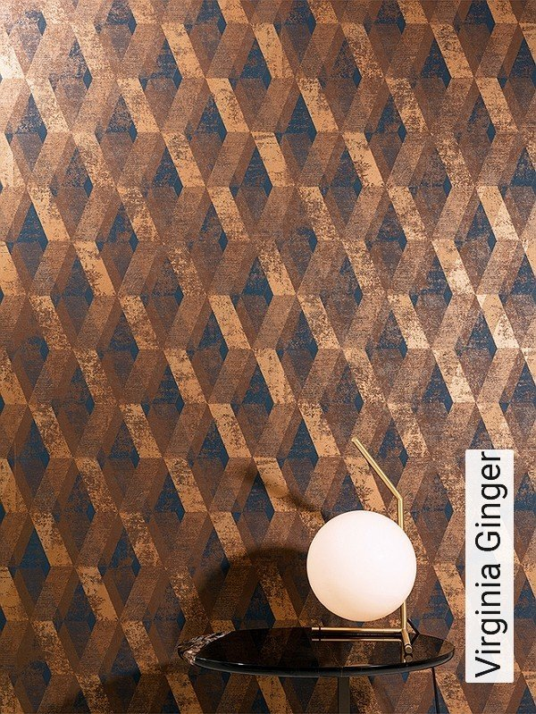 tapete virginia ginger die tapetenagentur. Black Bedroom Furniture Sets. Home Design Ideas