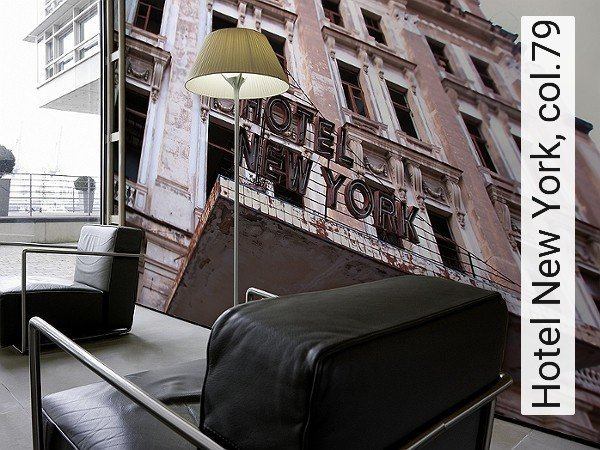 tapete hotel new york die tapetenagentur. Black Bedroom Furniture Sets. Home Design Ideas