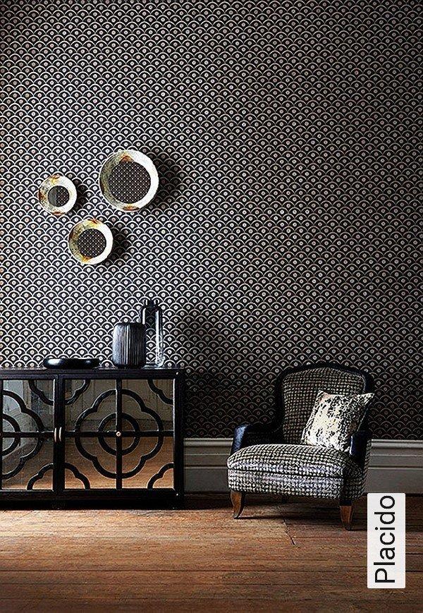 tapete placido die tapetenagentur. Black Bedroom Furniture Sets. Home Design Ideas