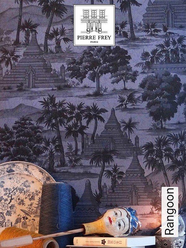 tapete rangoon die tapetenagentur. Black Bedroom Furniture Sets. Home Design Ideas
