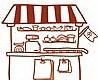 - Mein kleiner Kaufladen, Ladentisch