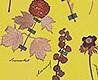 - Botanicals, gold yellow