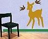Raumbild - Goldpony Bambi gold