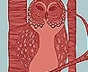 - The Owls, red
