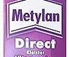 - Metylan Direct Vliestapeten Kleister 200 g