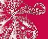 Motiv - Octopus, rosso
