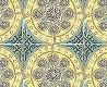 Ausschnitt - Papertiles, dahlia