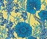 - Summer Garden, dark blue