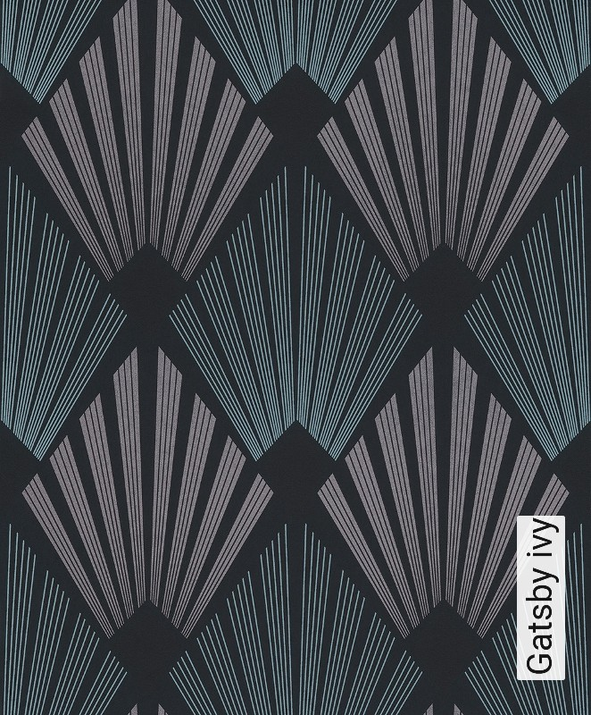 tapete gatsby ivy die tapetenagentur. Black Bedroom Furniture Sets. Home Design Ideas