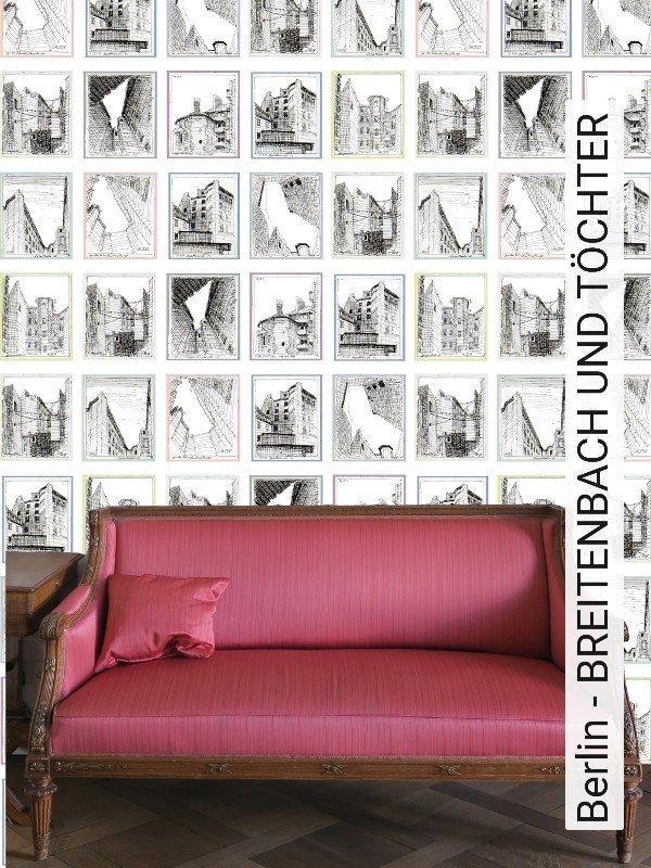 tapete berlin breitenbach und t chter breitenbach und. Black Bedroom Furniture Sets. Home Design Ideas
