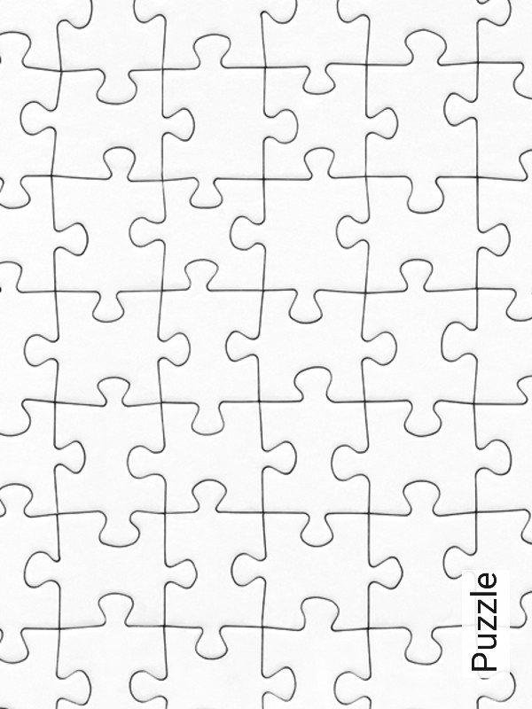 puzzle figuren zeichnungen moderne muster - Puzzle Muster