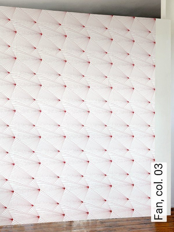 tapete fan col 03 die tapetenagentur. Black Bedroom Furniture Sets. Home Design Ideas