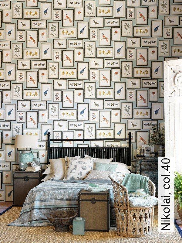 tapete nikolai die tapetenagentur. Black Bedroom Furniture Sets. Home Design Ideas