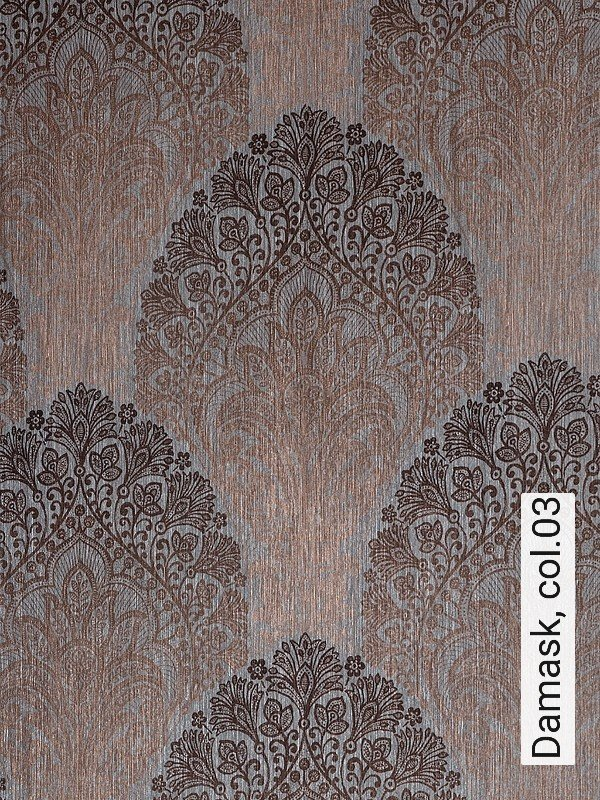 Tapete damask die tapetenagentur for Orientalische tapete