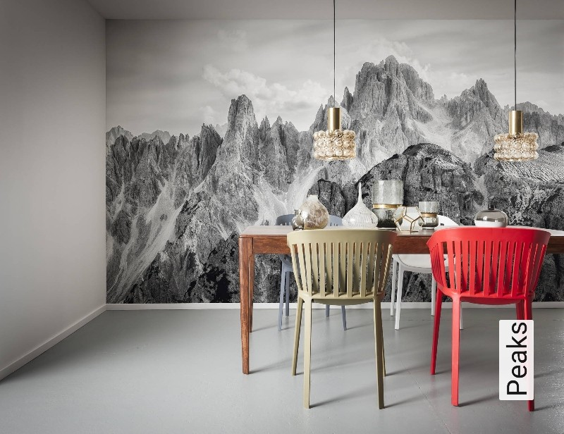 tapete peaks die tapetenagentur. Black Bedroom Furniture Sets. Home Design Ideas