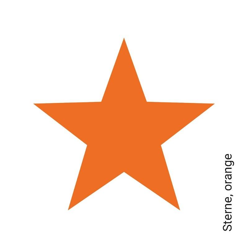 tapete sterne orange die tapetenagentur. Black Bedroom Furniture Sets. Home Design Ideas