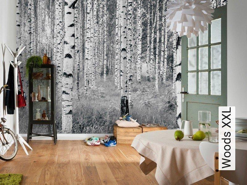 tapete woods xxl die tapetenagentur. Black Bedroom Furniture Sets. Home Design Ideas
