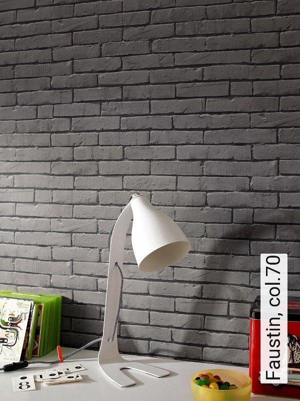 tapete faustin. Black Bedroom Furniture Sets. Home Design Ideas